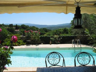 Villa with Pool in Luberon