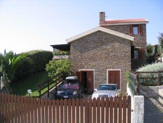Villa in Stintino,Pool,Walk to Beach&Restaurants,40mins Alghero