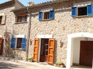 Luxury 2 bedroomed apartment in Deia