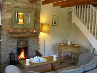 BOOK DIRECT for 8% off headline price Cosy Cottage Nr Whitby, Moors & Coast