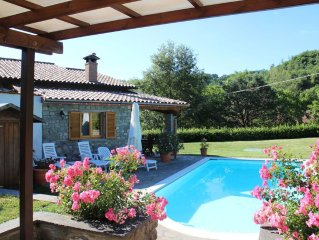 RESTORED STONE VILLA SPECIAL OFFER  DUE TO CANCELLATION 26/8 to 02/09  L1000!