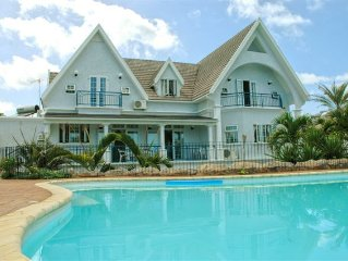 Family friendly Luxury Villa with Private Pool.