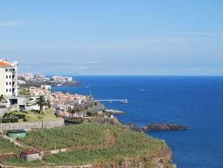 Apartment T3 Sea View 10 minutes from Funchal