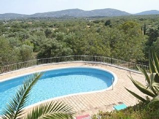 Charming Detached Villa With Private Pool And Magnificent Views