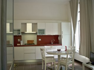Excellent & quiet location in the heart of Florence, best for families. Wi-Fi