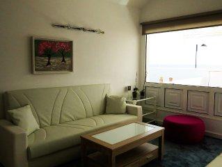 Casa en la playa con wifi playa y piscina comunitaria