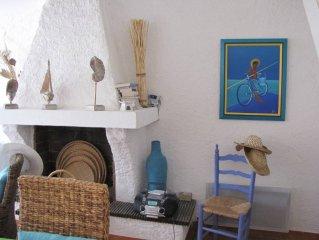 Front de mer St Pierre/mer  villa 5 personnes idéal famille