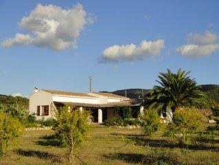 'Casa Canna 'Romantic renovated farmhouse in rural setting . Family friendly