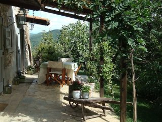 Idyllic Umbrian House With Private Pool For Rent, Sleeps 2-4