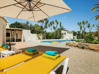 Prachtige villa met prive zwembad 6-8 pers.