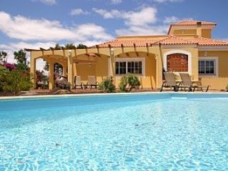 Delightful Villa With Private Pool, and views of the Championship Golf Course