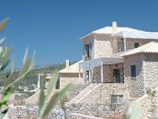 2 Bedroom Sea View Villa With Pool