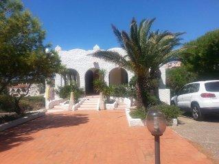 Fantastica villa, mare cristallino di Sardegna, comfort e relax