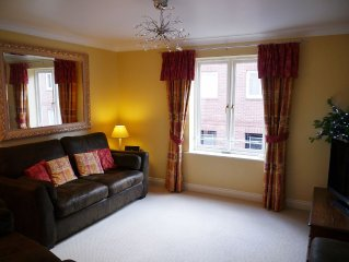 York city centre apartment, North Yorkshire, England