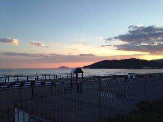 A 100m dal mare tra Roma, Napoli, isole, terme di Suio a pochi km
