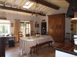Maison de Charme tranquille avec vue en plein ceour de Bonnieux !