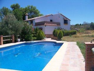 Casa rural Villa Carlos (Ronda-Málaga)