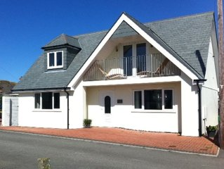 Wonderful beach house just 250 metres from the sand & surf of Fistral