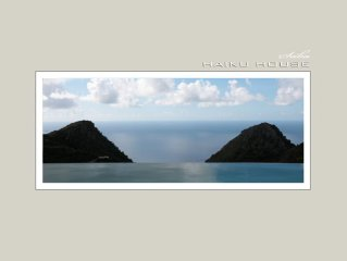 The Most Beautiful Villa On Saba. 100% privacy.