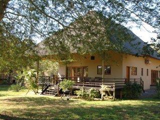 Vakantiehuis bij Kruger Park