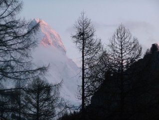 3 1/2 Room non-smoking apartment with free WIFI and Matterhorn view