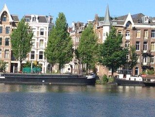 Amsterdam: Appartement - AmsterdamMaison de caractere pres de la riviere `de Ams