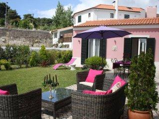 Casa em Lisboa com Jardim com parque gratuito a 7 minutos do centro