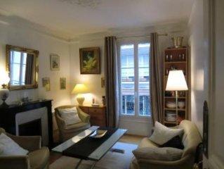 Champs Elysees  - Arc de Triomphe - Cosy Apartment - 2 rooms