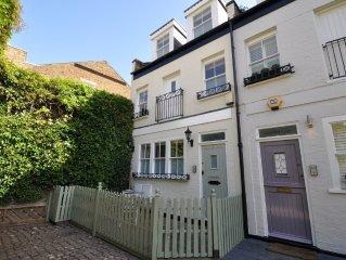 Token Yard, Luxury London Mews House, Central London, Zone 2