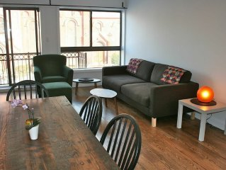 BROOKLYN/ APPARTEMENT/TOWNHOUSE  -TRES BIEN SITUE-
