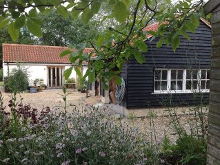 Self Contained Cottage In village just 5 miles from central Cambridge