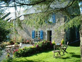 Pinabre - Ideal Holiday Home In The Brittany Countryside