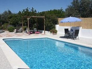 Idyllic Country Villa in Stunning Location. Large Floodlit Pool and Wifi
