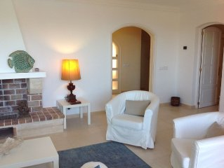 Large Villa with Private Pool and Magnificent Sea Views. Golf within 15 mins.