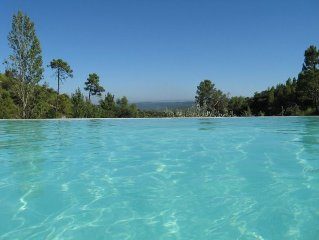 19th Century Provencal Bastide and Infinity pool