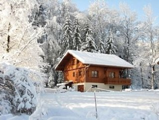 Chalet With Easy Access To Grand Massif Skiing Area