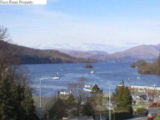 Lake District Holiday Home Overlooking Lake Windermere