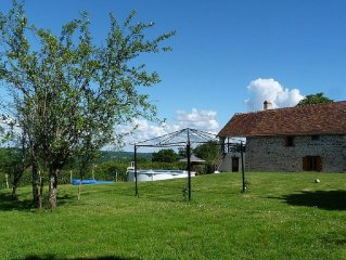 Beautiful country cottage near Chaillac in the Indre region of central France