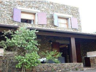 Villetta a schiera con giardino privato, veranda, a poca distanza dal mare