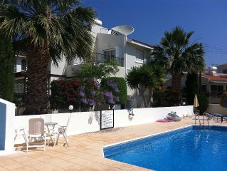 Detached, Spacious Villa Overlooking Coral Bay, Adjacent To Swimming Pool