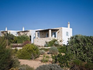 Villa Luna, Elegant And Cozy With Panoramic View To The Sea