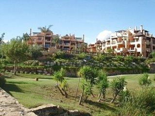 Ground floor Apartment in Beautiful El Campanario Complex