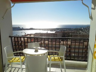Penthouse Panoramic sea (Free WIFI)