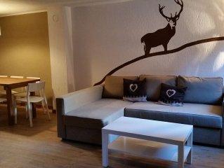 Appartamento con 4 camere da letto