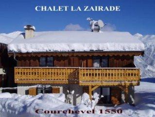 Courchevel Village: Appartement 3***  dans chalet