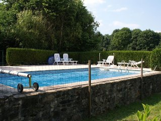 Cottage With Large Garden And Swimming Pool, Dordogne, Limousin, Haute Vienne
