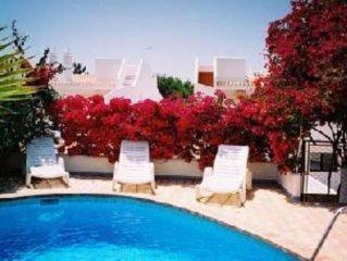 House / Villa - Vale do Garrão - nice garden and plunge pool