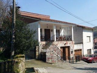 Corcedu house in the center of the Picos de Europa!