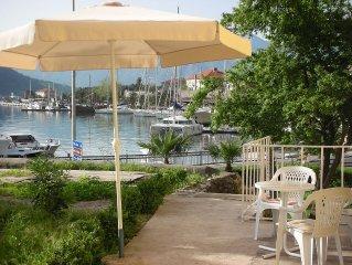 Luxury Modern Waterfront Apartment, Old Town Kotor