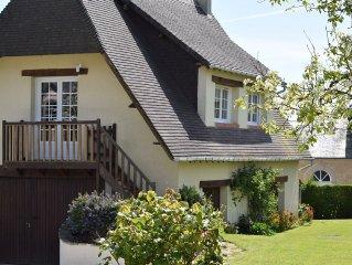 Bayeux Agy: Charmante maison, au coeur de la campagne.
